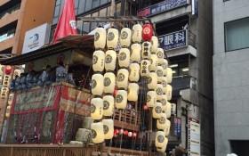 京都の「祇園祭」