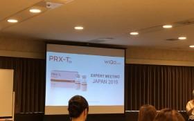 PRX-T33 Expert Meeting Japan 2019